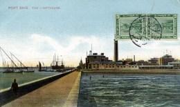 PORT-SAID Lighthouse  Phare - Port Said