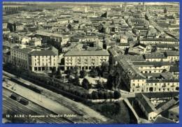 ALBA (Cuneo) - N. 18  PANORAMA E GIARDINI PUBBLICI - Cuneo