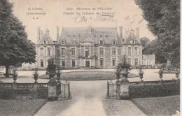 76 - DAUBEUF SERVILLE - Façade Du Château De Daubeuf - Otros Municipios