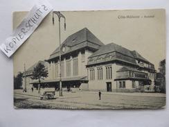 Cöln-Mülheim, Köln, Bahnhof, Ca. 1910 - Koeln