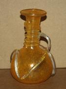 Beau Vase En Verre Soufflé Et Tiré - Style Antique - Murano ? - Glass & Crystal
