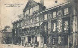 SEINE MARITIME - 76 - GONNEVILLE LE MALLET - Hostellerie Des Vieux Plats - Animation - Altri Comuni