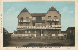 85 Sion Sur L'ocean Hotel Restaurant Frederic - Otros Municipios