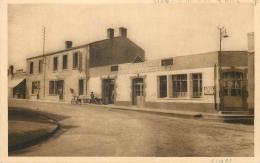 85 Sion Sur L'ocean A La Vieille Auberge Café Restaurant Hotel Barenger - Otros Municipios