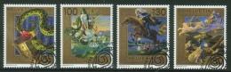 Suisse // Schweiz// Switzerland// 2007  // Suisse Légendaire , Oblitéré 1er Jour  No. 1222-1225 - Used Stamps