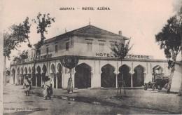 ALGERIE - GOURAYA - HOTEL AZEMA - Algérie