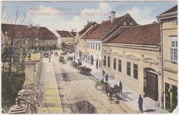 Serbia - Mitrovica, Sremska Mitrovica Or Kosovska Mitrovica - With Stamp 1912 - Serbie