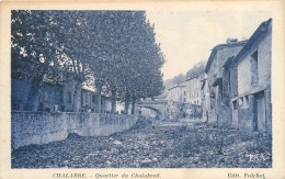 CHALABRE -Quartier Du Chalabreil. - France