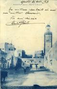 MOGADOR. -- KASBAH -- PLACE  DE  LA  MOSQUE - Maroc