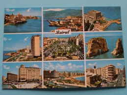 BEIRUT ( Lebanon ) Anno 19?? ( Zie Foto Details ) !! - Liban
