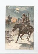A MONGOLIAN OUTPOST (ILLUSTRATION) 1909 - Mongolia