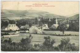 71 CHISSEY-EN-MORVAN 1908 - Francia