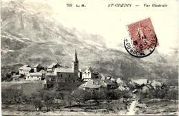 05. ST CREPIN. N 708.  VUE GENERALE - Sonstige Gemeinden