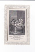 Santini - Kommet Zu Mir, Ich Werde Euch Gaben Des Himmels Reichen. - Mis.6,5x10 (n°11 - Images Religieuses