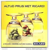 #D34-035 Viltje Ricard - Bierviltjes