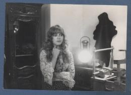 PHOTOGRAPHIE DE PLATEAU FILM VOYAGE EN GRANDE TARTARIE DE JEAN CHARLES TACCHELLA 1974 - MICHELINE LANCTOT - Photos