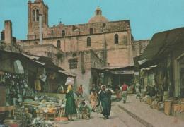ISRAEL - Market Street - Le Marché - CPM Animée - Israele