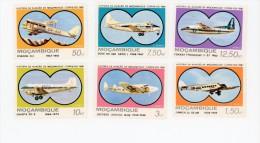 Mozambique-1981-Aviation-YT A40/5***MNH-Valeur 15 Euro - Mozambique