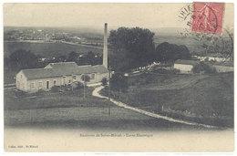 Cpa Environs De Saint-Mihiel - Usine Electrique    ((S.1018)) - Saint Mihiel