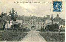 N°52528 -cpa Les Verchers -château D'Echeuilly- - Otros Municipios