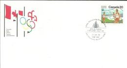 POSMARKET CANADA 1976 - Verano 1976: Montréal