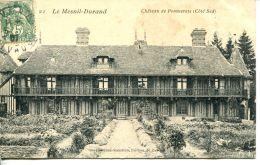 N°52532 -cpa Le Mesnil Durand -château De Pommerets- - France