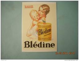 CLOUET   10937  BLEDINE  JACQUEMAIRE  LA SECONDE MAMAN    H.LE MONNIER - Advertising