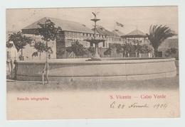 SAO VICENTE (CAP VERT / CABO VERDE) - ESTACAO TELEGRAPHICA - Capo Verde