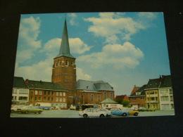 Pstk3467 : Diepenbeek - Opel Rekord Manta Peugeot 504 Simca 1000 Ford Taunus Fiat 131 Vw 1600 Datsun Cherry Saab 99 - Diepenbeek