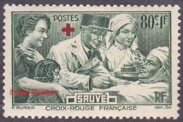 France N°  459,** Croix Rouge Française - Au Profit Des Blessés «Sauvé» - Frankreich