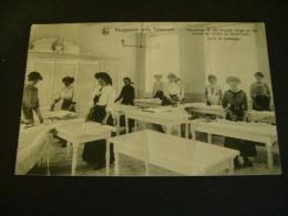 Pstk3502 : Hougaerde Près Tirlemont - Pensionnat Du Val Virginal. Salle De Repassage - Hoegaarden