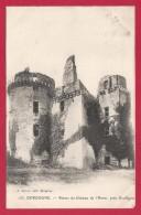 CPA Rouffignac - Ruines Du Château De L'Herm - France