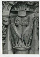 CHRISTIANITY - AK288280 Genève -  Cathédrale St. Pierre - Chapiteau - Churches & Convents