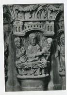CHRISTIANITY - AK288281 Genève -  Cathédrale St. Pierre - Chapiteau - Churches & Convents