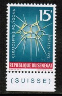 SENEGAL  Scott # 377* VF MINT LH - Senegal (1960-...)