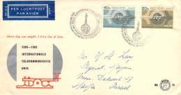 R Nederland NVPH 73 FDC Naar   Kiryt Hayim Haifa Israel   Met Ontvangststempel - FDC