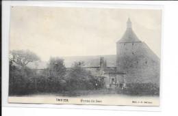 TAVIER - Ferme Du Sart - Ed: J.B.Dellisse - Circulé: 1928 - Anthisnes