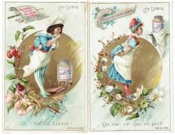 LIEBIG - Sanginetti Nr 237 - 1889 - Aide-Cuisiniers 1° - Liebig