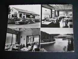 Pstk3594 : Robertville - Restaurant Du Barrage - Oldtimer - Waimes - Weismes