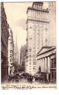 NEW YORK CITY: Wall Street - Wall Street