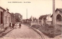 331-5-37 Echarcon (S. Et O.) - Rue De L'Eglise - France