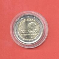 BELGIUM 2014 2 EURO COMMEMORATIVE COIN UNC - Bélgica