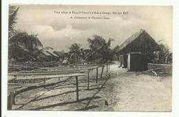 Cpa SEYCHELLES, Wiew Taken At Picault-Island 1907 - Seychellen