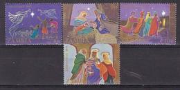 ZAMBIE  - N° Y&T - Série 177/180 - Les 4 Valeurs -  Noel 1977 - N** - Zambie (1965-...)