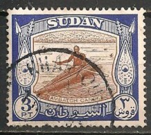 Timbres - Afrique - Soudan - 1957 - 3 PT - - Soudan (1954-...)