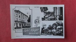 Luxembourg > Hotel Meyer Beaufort  Ref 2401 - Postkaarten