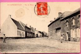 La Longueville - Rue De Mons - Frankrijk