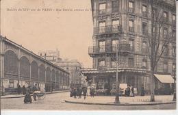 Marché Du XIV ème Arr. De PARIS - Rue Brézin Avenue Du Maine  PRIX FIXE - District 14