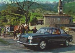 Lancia Flavia Coupé  -  1963      -  CPM - Turismo