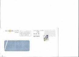 IRELAND EIRE - POSTAL HISTORY - AIRMAIL COVER 2004 Bluebell - Hyacinthoides Non-scripta WILD FLOWER - Posta Aerea